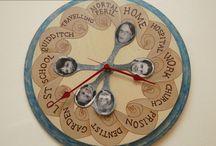 HP clock
