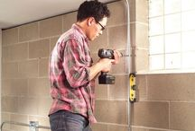 Installation material - Elektroinštalačný materiál