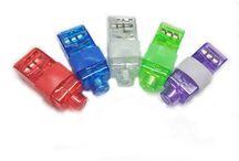 LED핑거라이트 / 핑거라이트 핑거빔 LED반지