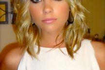 makeup / by Tesa Cornett