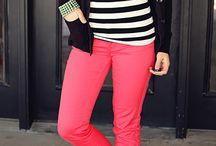 oblečko - růžová inspirace