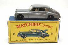 Matchbox a jiné modely ,staré hračky
