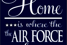 Airforce Wife / by Love-Me-Some-PINS