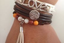 Loj's bracelets and more / Leather bracelets and more