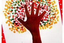 Φθινοπωρινές χειροτεχνίες