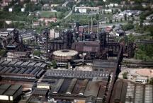 Industrial architecture / industrial, steampunk etc