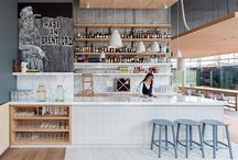 cafe restaurant interior