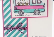 tasty trucks stampin up