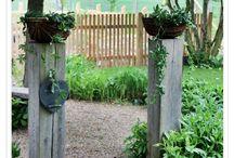 Gartenstelen