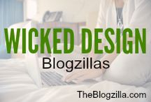 WICKED DESIGN Blogzillas (group board) / Group board for subscribers to TheBlogzilla.com only.   [blog design inspiration-related pins]       Subscribe to The Blogzilla for access to this board and a growing library of free blogging resources.  To contribute: 1. Follow The Blogzilla on Pinterest    2. Subscribe to The Blogzilla via http://eepurl.com/7hfgv    3. Reply to your welcome email or drop a line to thebossATtheblogzillaDOTcom with a request to join this board.    BOOM baby.   (no spamming, no unrelated pins y'all)