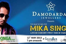 KyaZoonga.com: Buy Tickets for Mika Singh Live In Concert, Vadodara