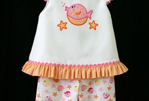 Clothes for Little Girl / by Susan Grimm