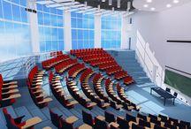 Music School Interior