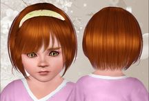 Little girl hair / by Abi' Creed Krulatz