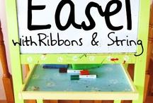 preschool ideas / by Leslie Lannoo Granillo