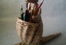 Weaving: ideas