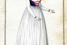 Historical Dress Reference / by Mollie Gillis