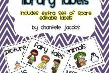 Classroom Library / by Lauren Frey