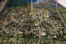 Dubai / Dubai manzara