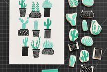 Razítka, tisk | Stamps, Printing