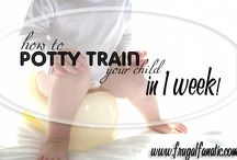 Toilet training ideas