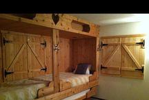 Fun kids bedrooms