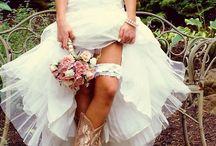 Country wedding inspiration