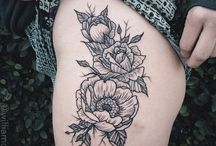 Shoulder tat