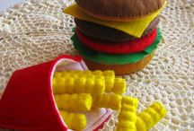 1Felted Foods / by Tracy McCulloch