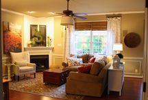 Decorating: Living Room / Decorating: Living Room