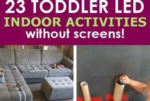 Toddler games indoors