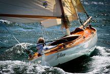 Sail ocean / Para quem ama o mar, suas possibilidades infinitas, velas e velejadores.