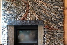 Unique Fireplaces