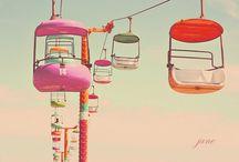 carnival fun and pretty colors