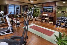 fitness kamer