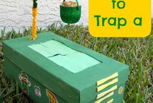 Leprechaun Traps and St Patrick's Day