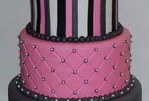 * Cakes. Glorious Cakes *