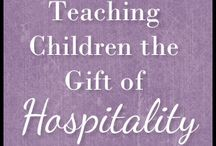 Really Good Gifts of Hospitality