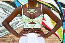 Street art- Fashion shoot inspo