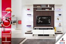 Hilton Yaşam Ünitesi / Hilton Yaşam Ünitesi www.gizemmobilya.com.tr #yaşamünitesi #modernmobilya #gizemmobilya #mobilyadekorasyon #karabağlarmobilya #kısıkköymobilya #mobilya