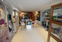 Atelier-Boutique /// WORKSHOP Bidart / que se passe-t-il à l'atelier de Bidart ? les créations, les nouveautés de Christine...