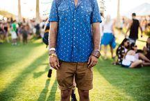 Coachella men style