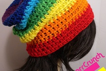 Crochet-hats & gloves