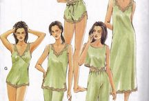 Sleepwear pattern