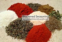 Mixes and blends / Make your own spice and cooking blends