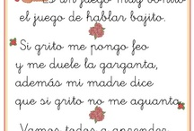 Poema de « Hablar bajito » .