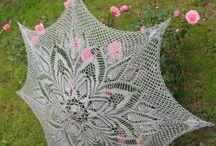 crochet ombrelli