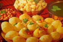 Pani puri (golgappee) ♥♥♥ / Yummy yummy ☆.......M jst lovng it...♥♥