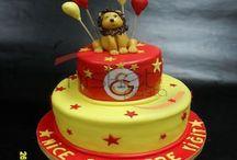 Galatasaray Doğum Günü Partisi / Galatasaray konsepti butik pasta, parti malzemeleri, forma, hediye, kumbara
