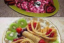 Decoraciones de comida